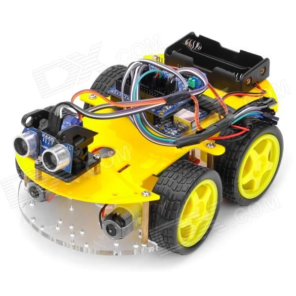 bluetooth arduino car