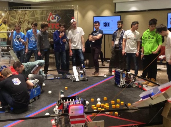 FTC Russia Open 2016