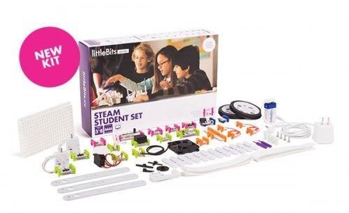 Конструктор LittleBits STEAM STUDENT SET
