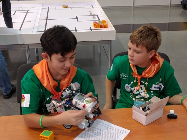 WorldSkills Hi-Tech Junior 2016