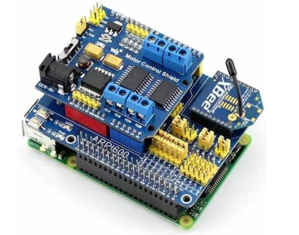 Платы и модули: Arduino Shield